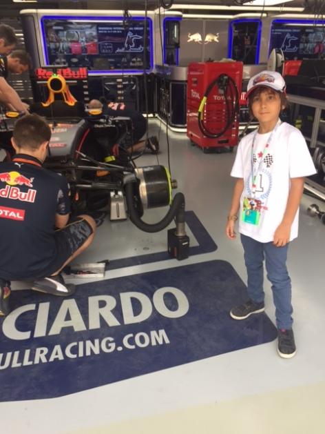 F1 Ricciardo